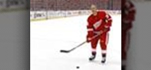 Crank up your slap shot like Red Wing's Brian Rafalski