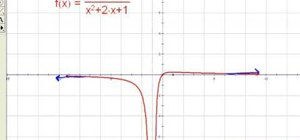 Find the asymptotes of rational functions