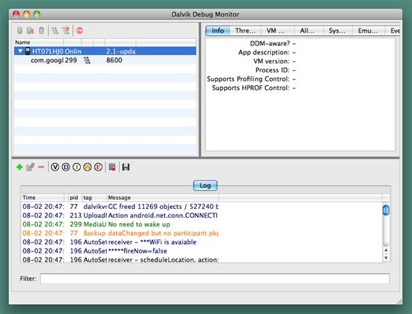 How to Take Screenshots of the HTC Droid Incredible in Mac OS X with the Android SDK