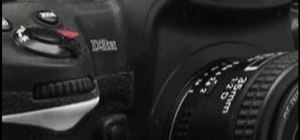 Use various shooting modes on a Nikon DSLR