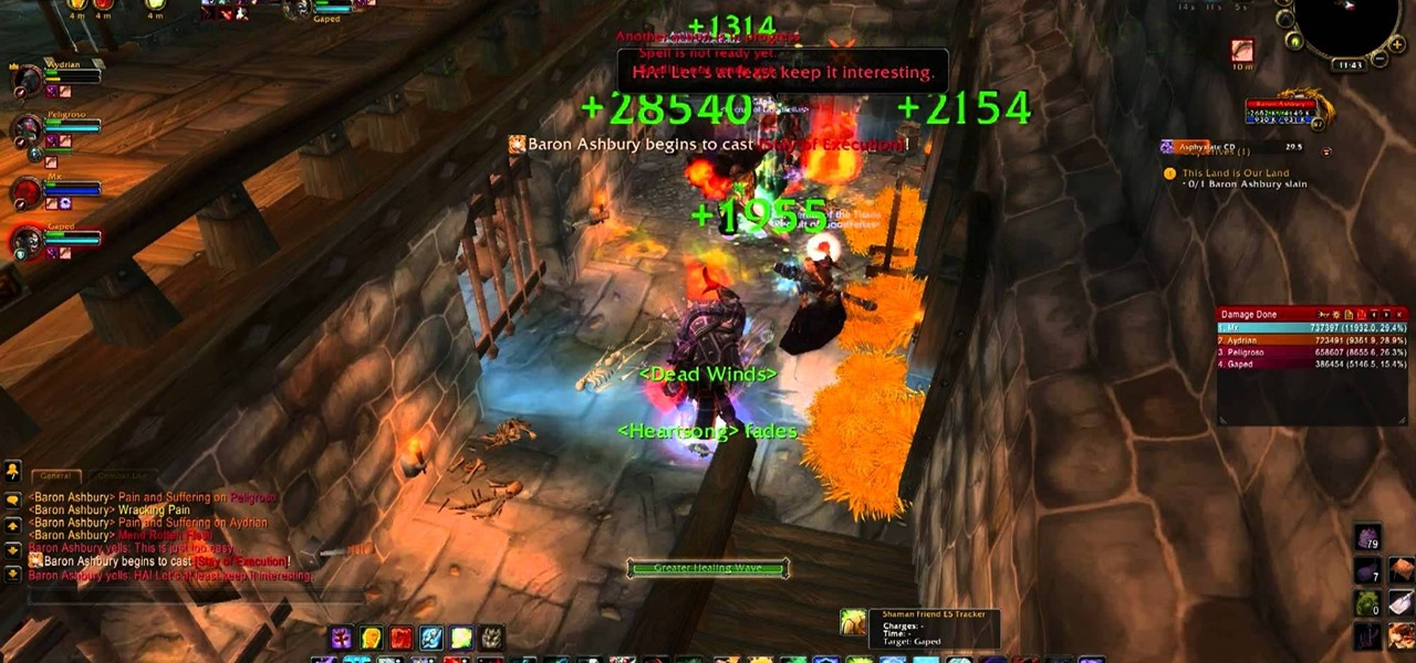 How To Get The Pardon Denied Heroic Achievement In Shadowfang Keep Pc Games Wonderhowto