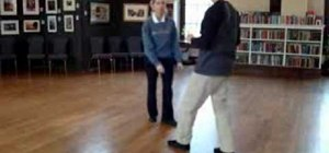 Do Tuck Turn into Fishtails Jitterbug dance move