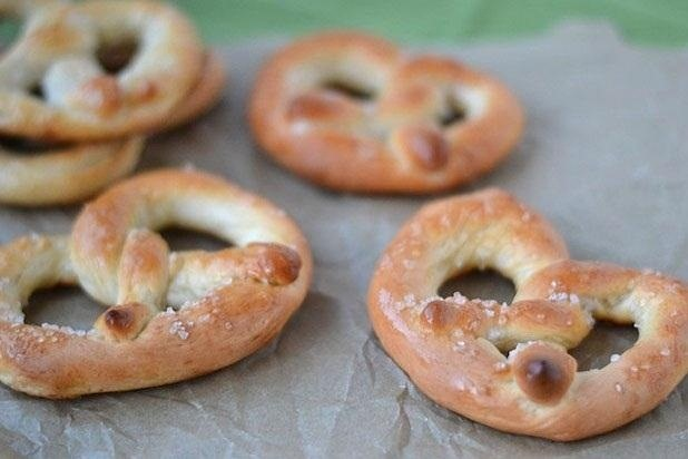 How to Make Your Own Auntie Anne's Pretzels at Home