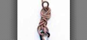 Tie the Munter Mule knot with a knot tying animation