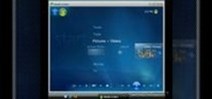 Manage pictures, videos, movies, music and TV in Windows Vista Media Center