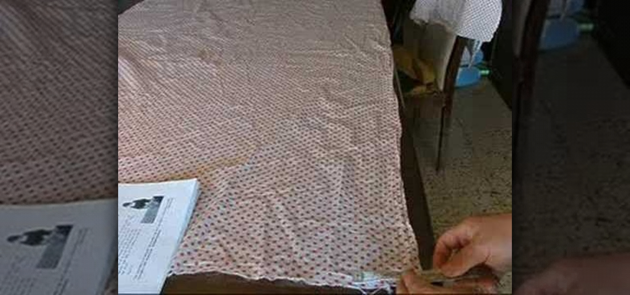 How to Sew a one hour flapper style dress « Sewing & Embroidery ...
