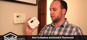 Install a new programmable thermostat