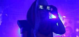 Lady Gaga Video Glasses