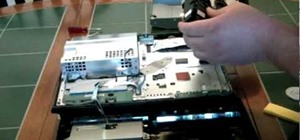 Take Apart Your PS3 to Clean the Lens