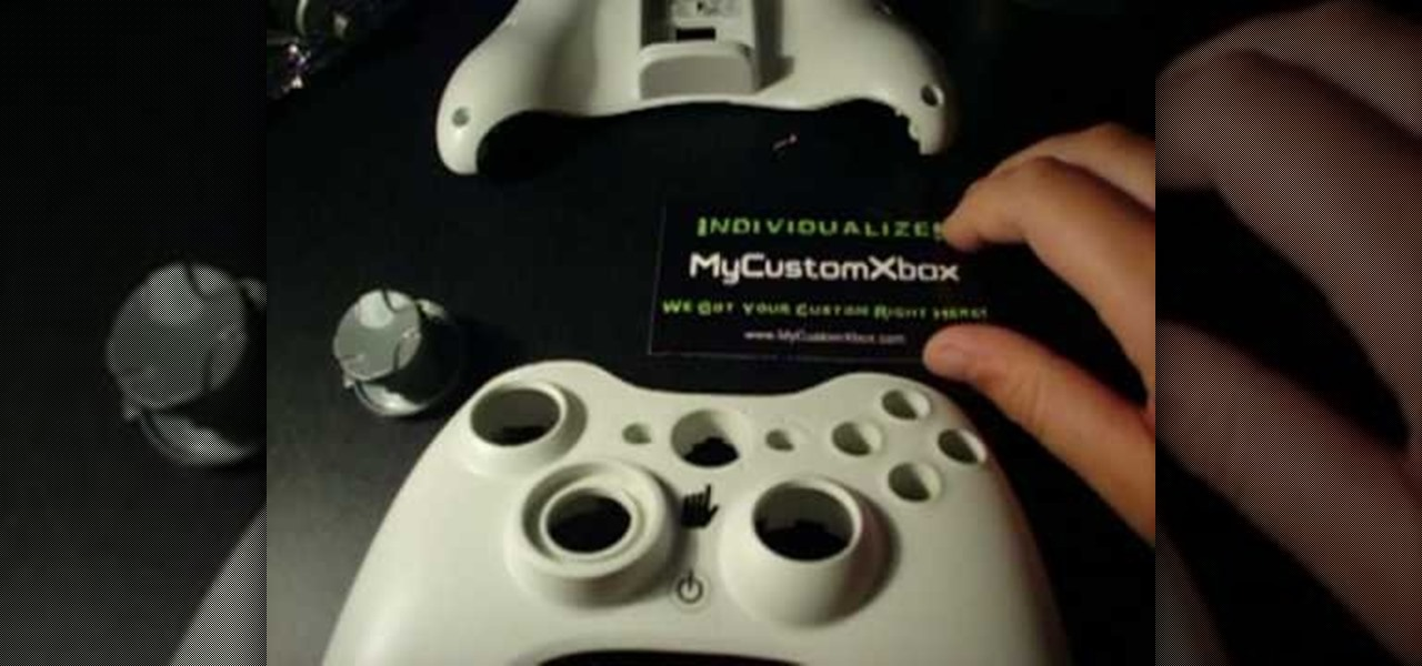 How to Take apart your whole Xbox 360 controller « Xbox ...