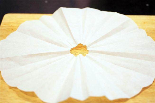 french term parchment paper lid