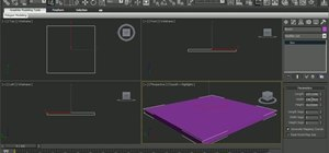 Create rigid & soft body meshes with 3ds Max's Reactor
