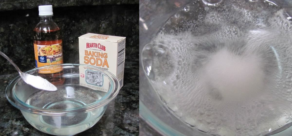 How to make crystals at home with baking soda