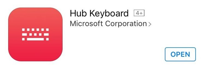 How to Use Microsoft's New Office 365-Powered Keyboard on Your iPhone