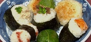 Make Onigiri (Japanese Rice Balls)