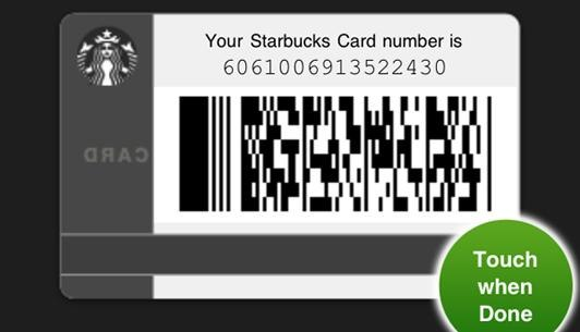 Jonathan's Starbucks Card: A Social Experiment in Sharing Ends