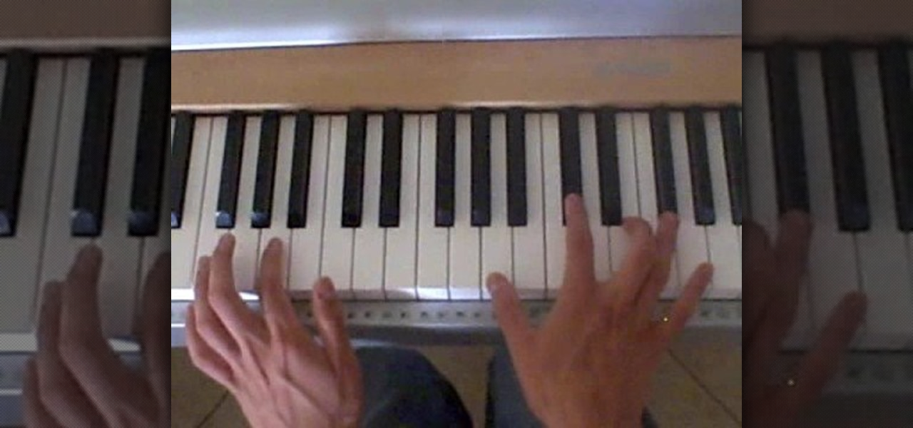 Playing the Piano(process ) - Essay Example