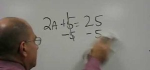 Do two step math problems