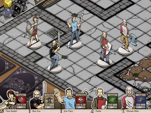 Card Hunter: A Boring Title Conceals a Game Design Dream Team