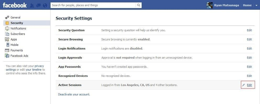 How to See If Anyone's Hacked into Your Dropbox, Facebook, or Gmail Accounts