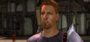 Harden Alistair's personality in Dragon Age: Origins