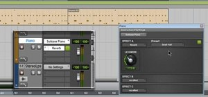 Add a second instrument track to your project in Pro Tools