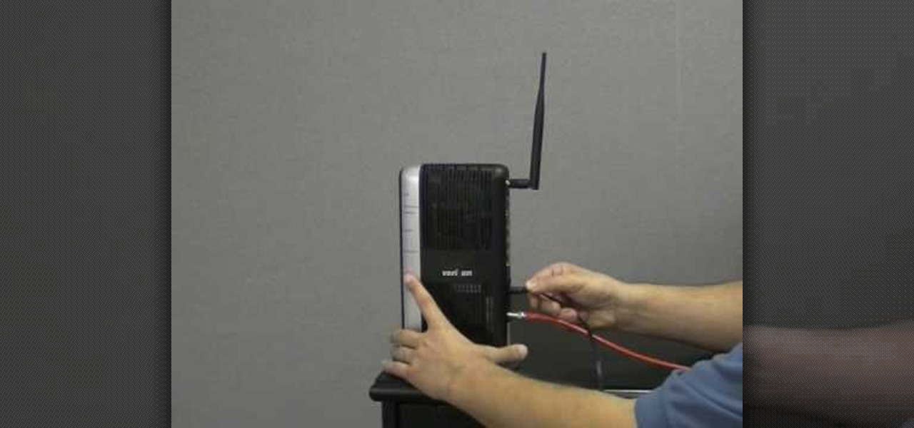 how to hook up verizon fios router Boost the wireless signal of your verizon fios router bypass the verizon fios wireless antenna and use a ubiquiti unifi ap access point to get the best possible wireless network signal in your home or business.