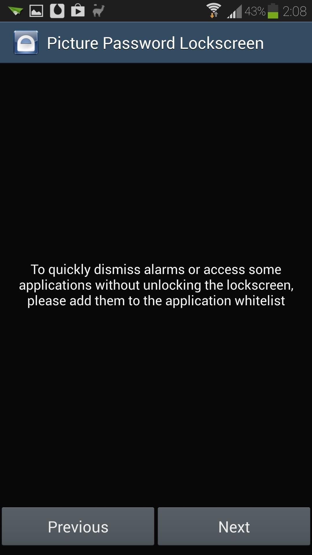 How to Unlock Your Samsung Galaxy S4 Using Customizable Swipe Gestures