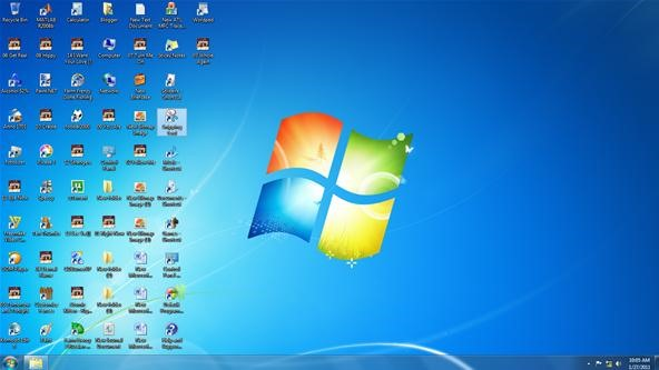 How to Organize Your Cluttered Windows Desktop by Creating Fences