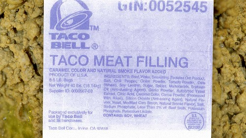 How To Clone Taco Bell S Meat Aka Taco Meat Filling Food Hacks