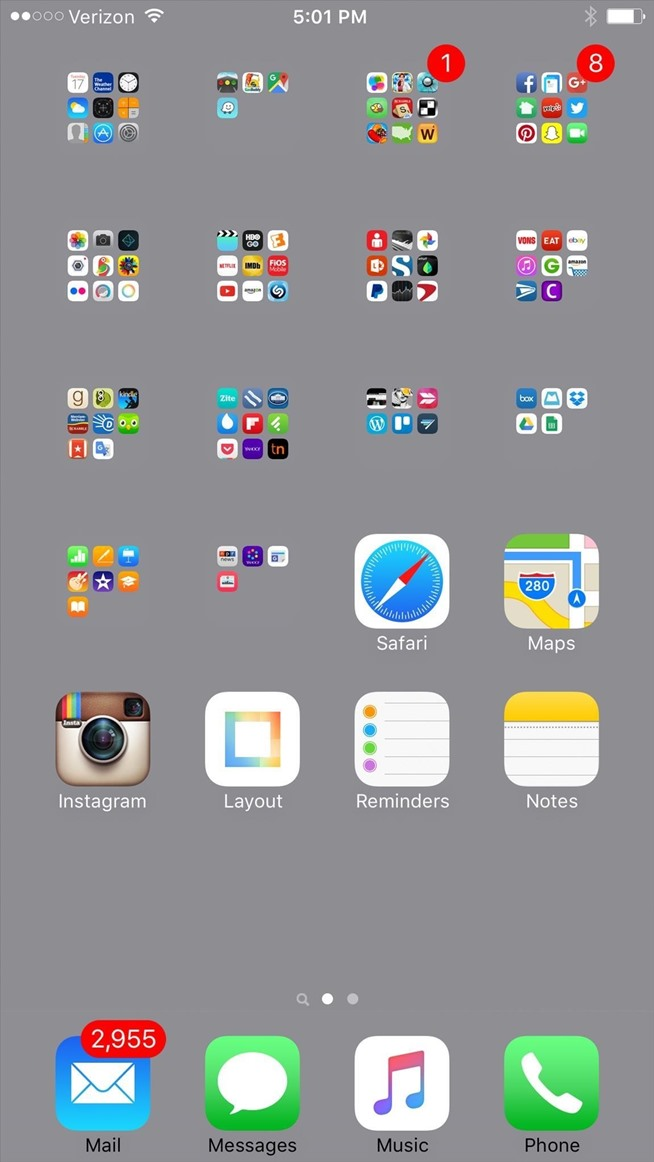 How to Hide Apps & Folders on Your iPhone Without Jailbreaking