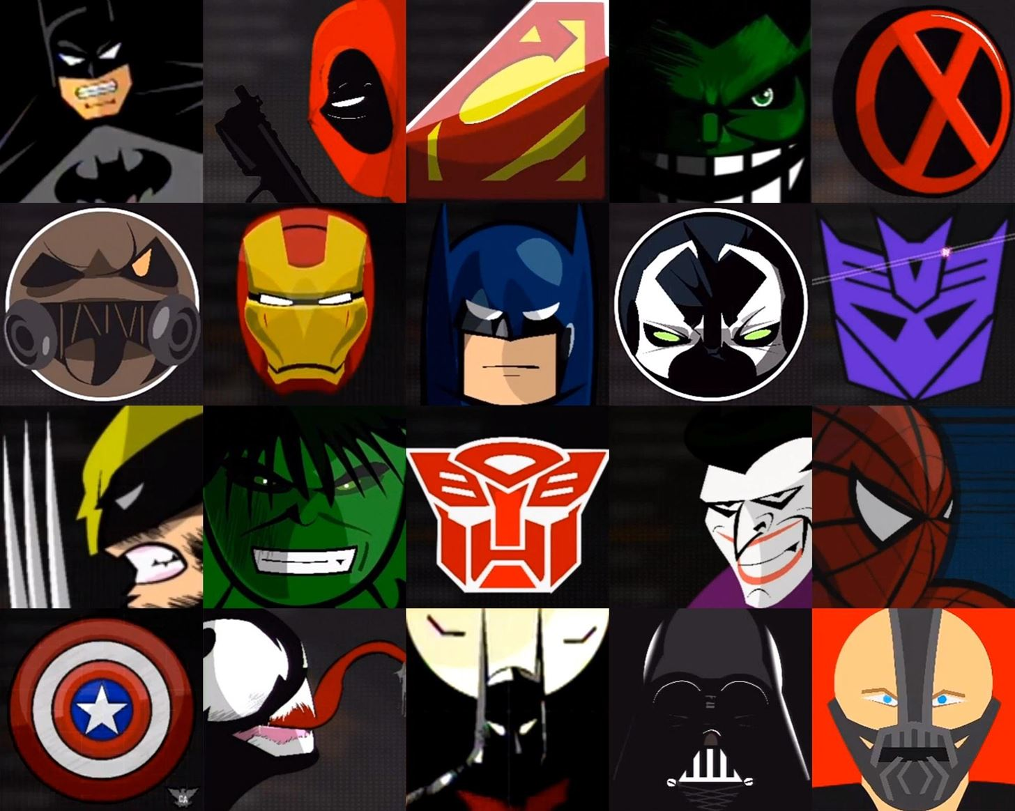 20 Epic Superhero and Villain Emblems for Call of Duty: Black Ops 2 (And How to Make Them)