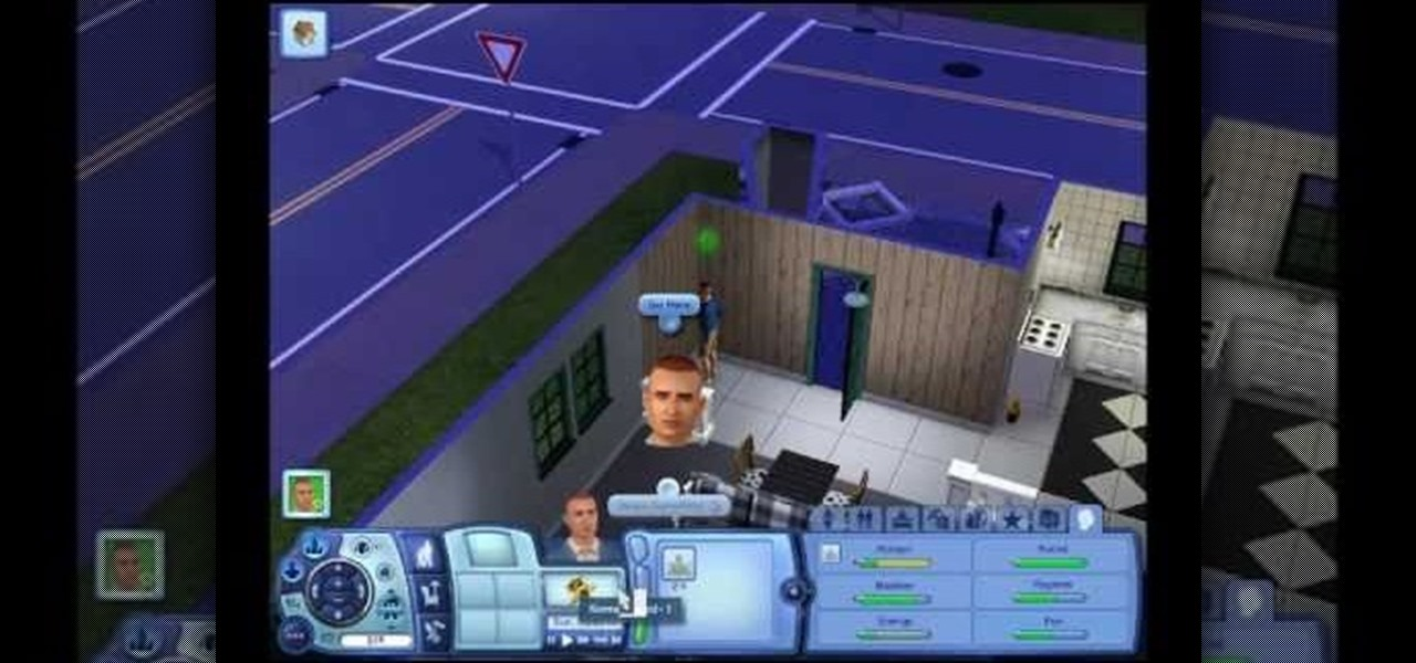 How to Break into your neighbors' house in Sims 3 « PC Games