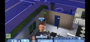Create a burglar sim in Sims 3