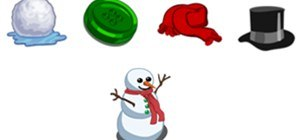 FarmVille Snowman Construction Links