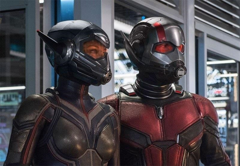 Ant Man and the Wasp Full Movie Watch Online Free