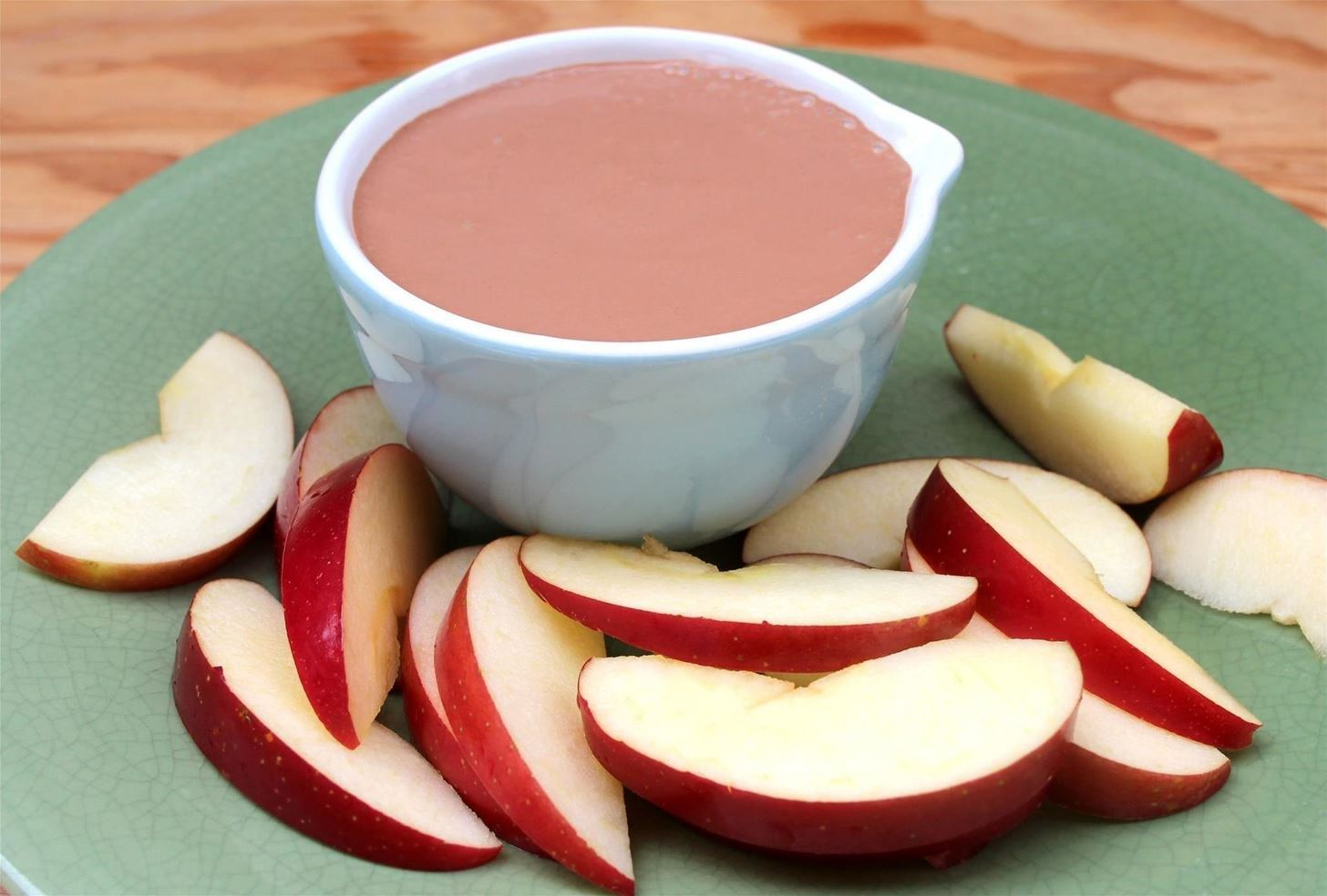 This Awesome 3-Ingredient Fruit Dip Will Change the Way You Snack