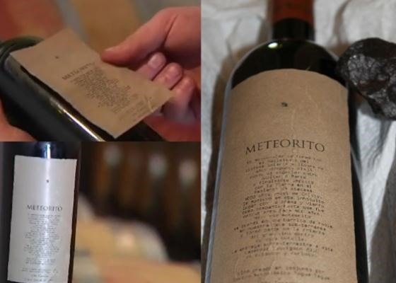 """Astronomer Creates """"Meteorito"""" Wine That's Out of This World—Literally"""