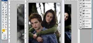How to Make your own Twilight movie poster with Photoshop