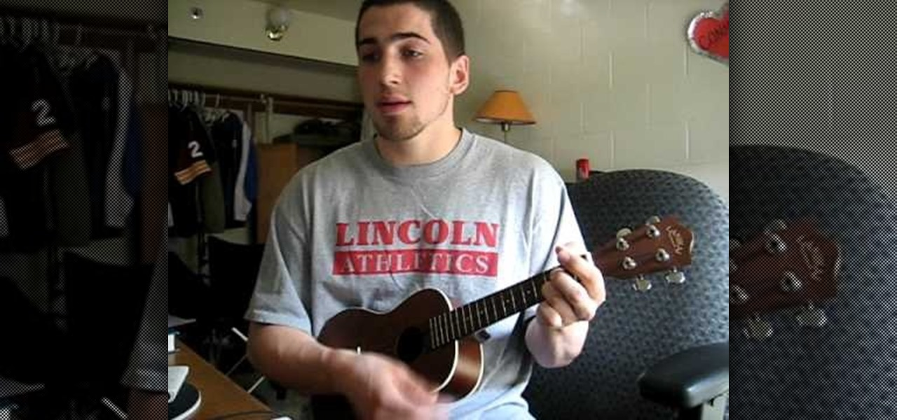 How To Play Quot Breakdown Quot By Jack Johnson On Ukulele