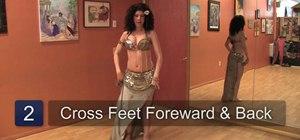 Perform Greek belly dance