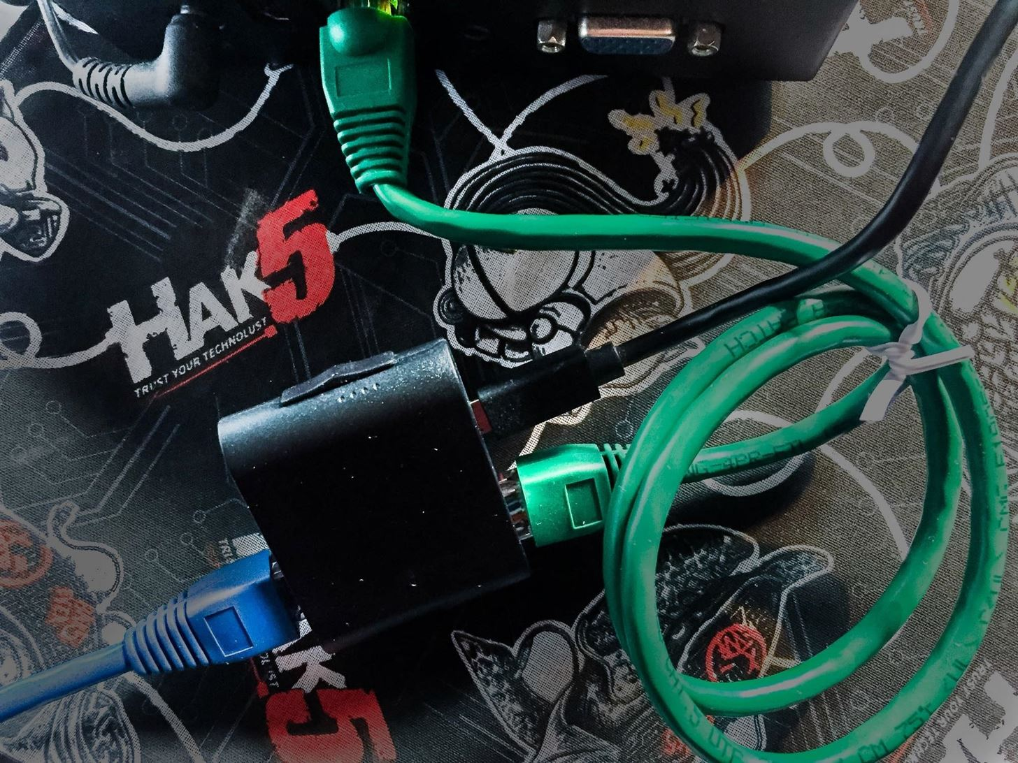 Hak5 Just Released the Packet Squirrel