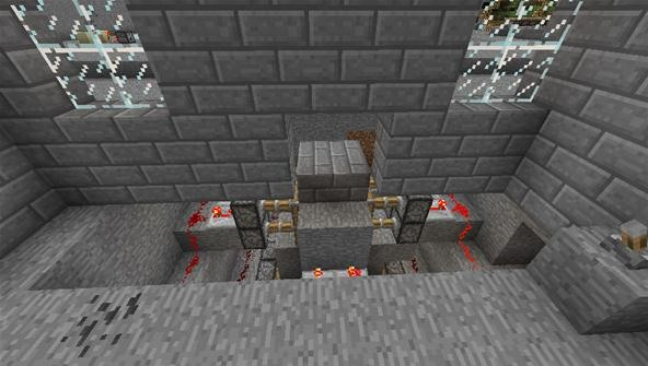 Minecraft Monster Slaying: How to Build a Mangler Machine That Chews Up Enemies and Spits Them Out
