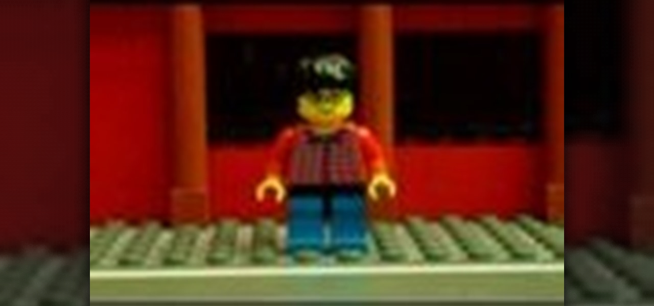 How to Make Lego figures fly using stop-motion animation « Stop ...