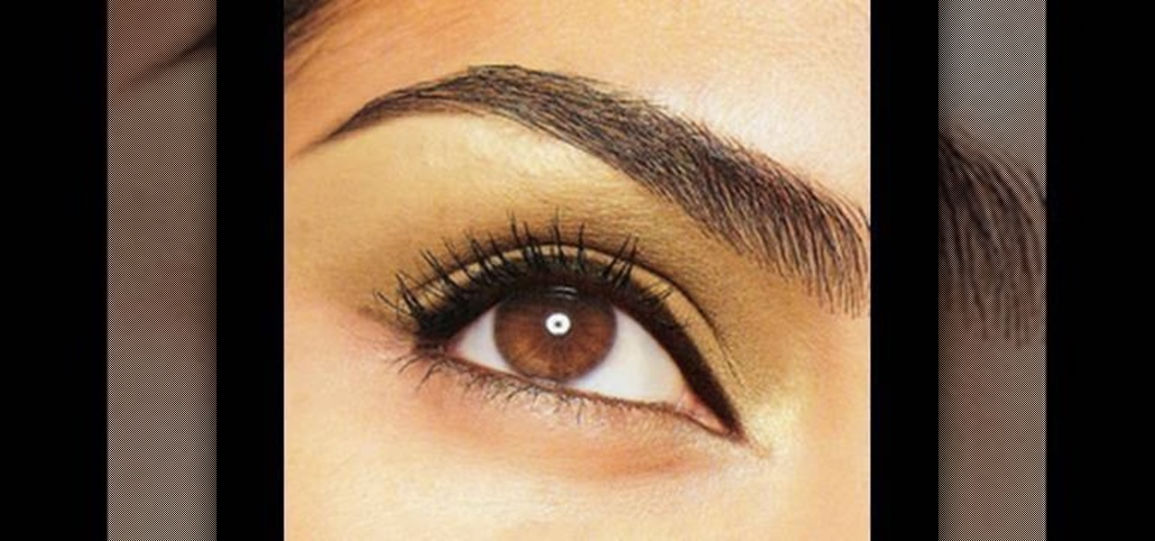 How to Enhance your eyebrow shape by filling in sparse areas « Makeup ...