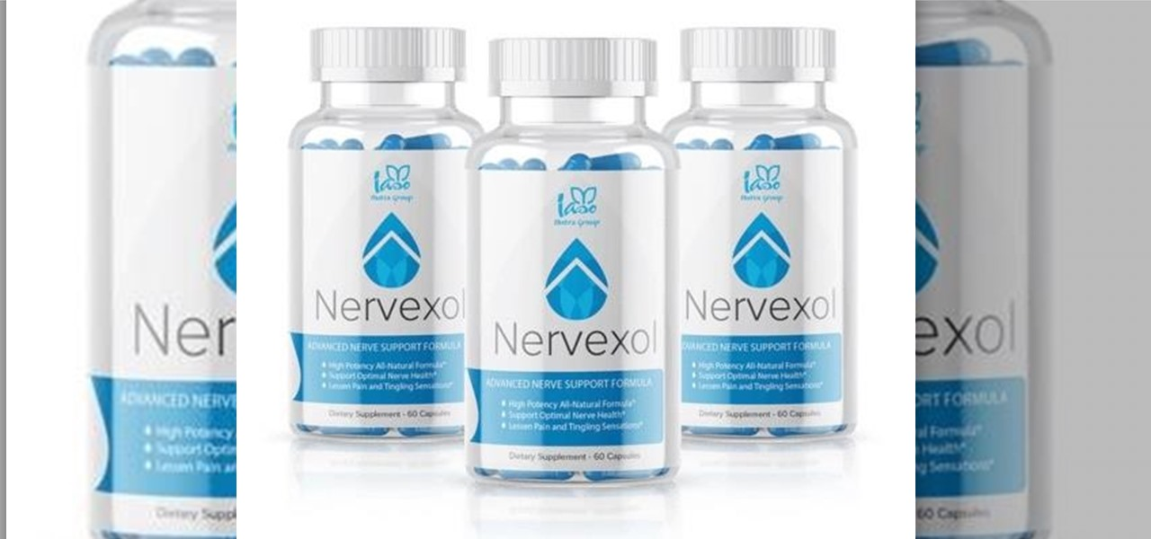 Nervexol AU Benefits, Ingredients, Cost & Buy!!