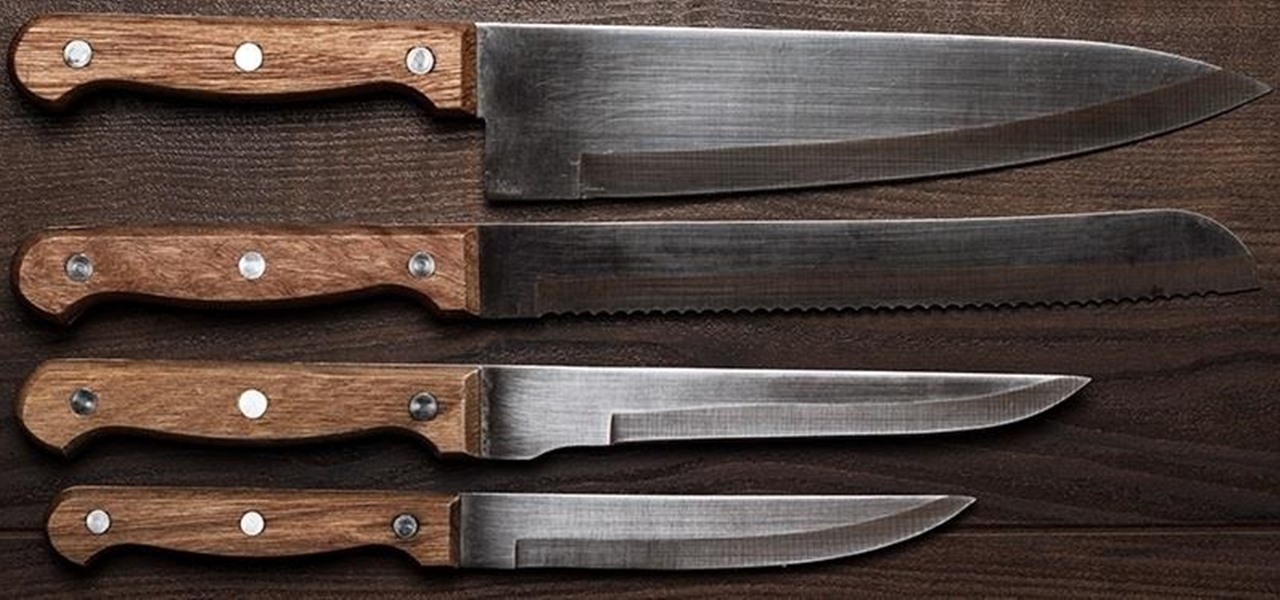cut smarter how to pick the right kitchen knife for the job food hacks wonderhowto. Black Bedroom Furniture Sets. Home Design Ideas
