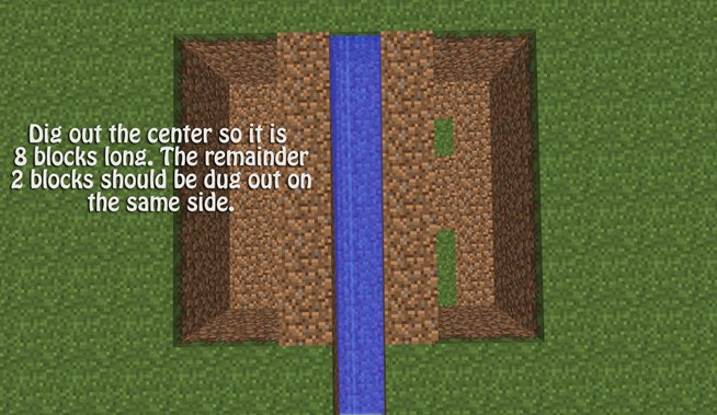 minecraft ps3 how to grow melons