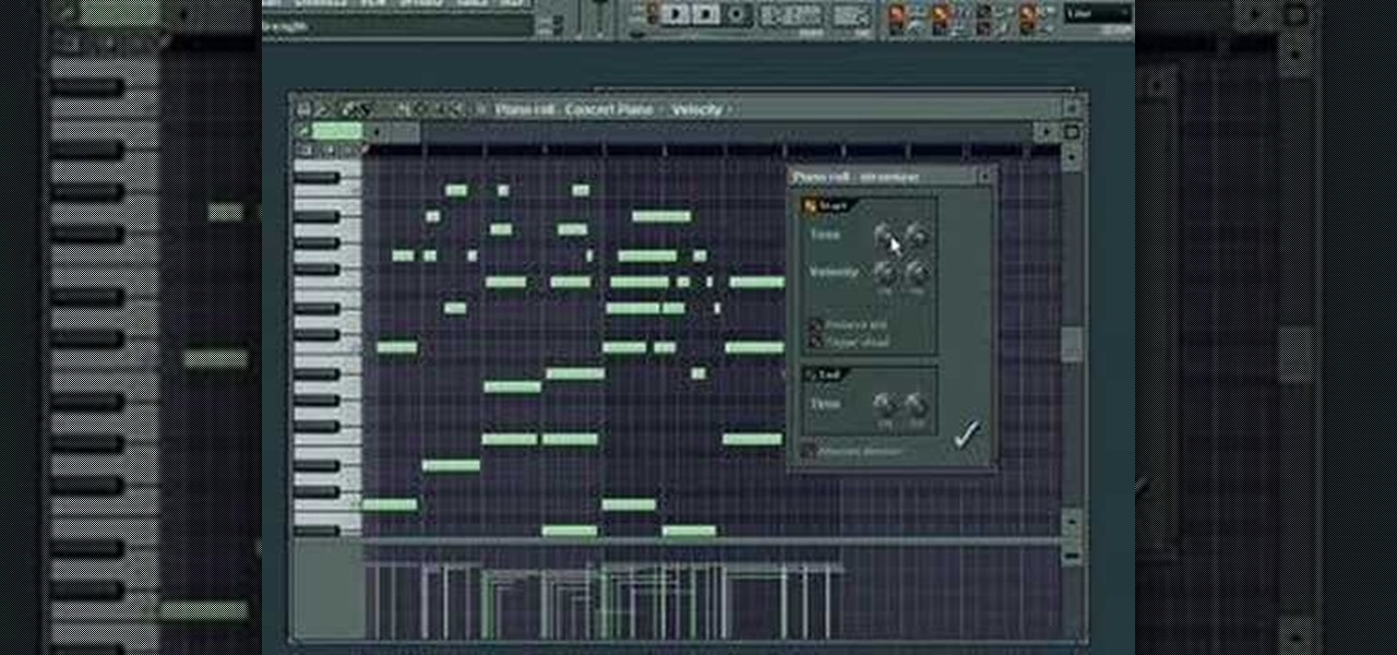 How to Humanize a composition in FL Studio (fruity loops) � FL Studio
