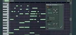 Humanize a composition in FL Studio (fruity loops)